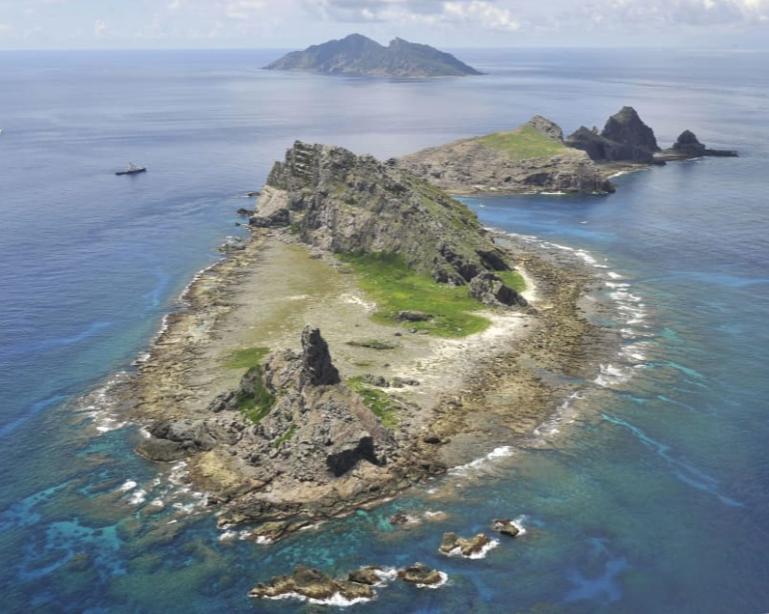 日决定改钓鱼岛行政区划名称 专家这样说插图