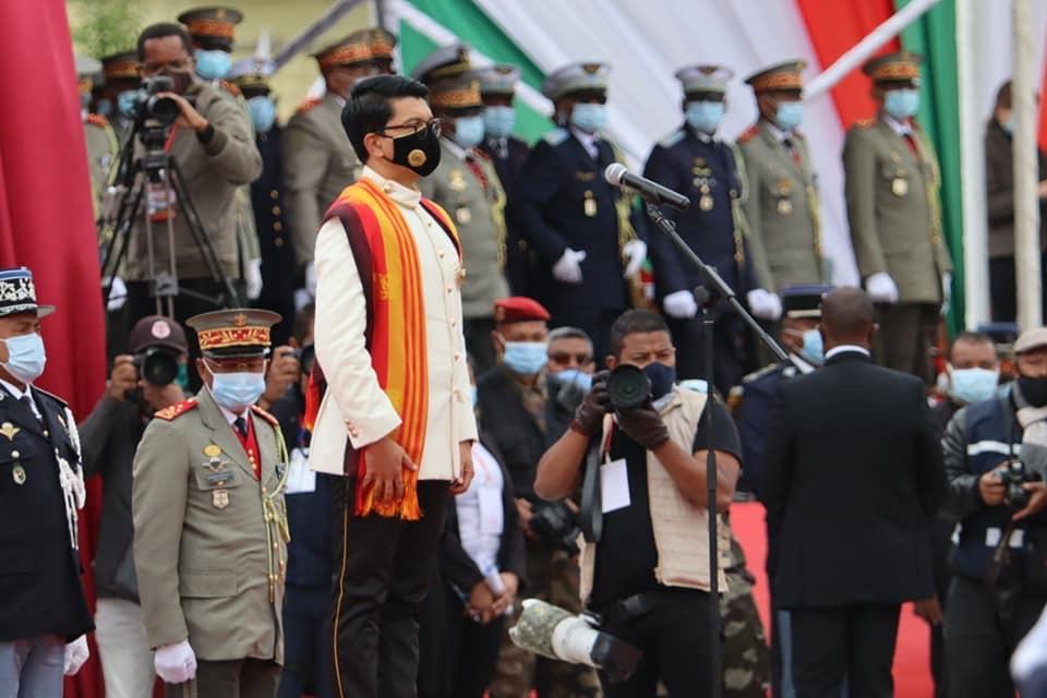 马达加斯加庆祝独立60周年