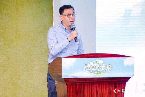 为中国未来保驾护航 卡洛塔妮助力儿童健康成长