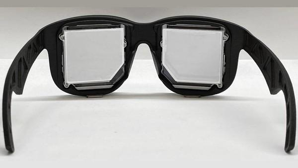 科幻电影成现实?Facebook VR眼镜形似普通太阳镜