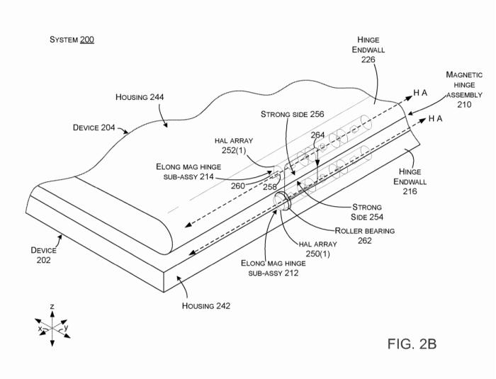 微软为模块化双屏可拆卸Surface平板电脑申请专利