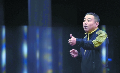 在世界舞台上讲好中国故事专访世界乒乓球职业大联盟理事会主席刘国梁