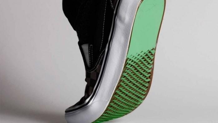 麻省理工学院研究人员创造了一种鞋面新型涂层防止跌倒