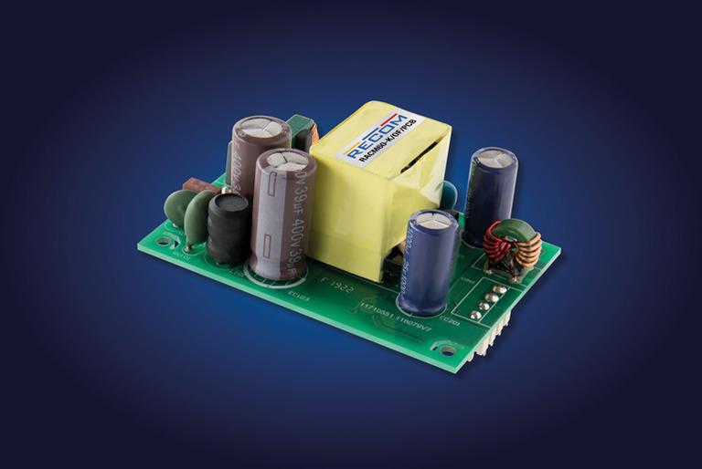 高效率的开放框架式AC/DC转换器