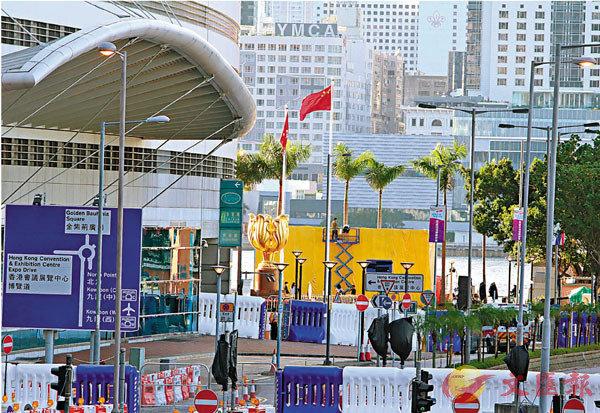 """香港警方:無論明示、暗示!"""""""