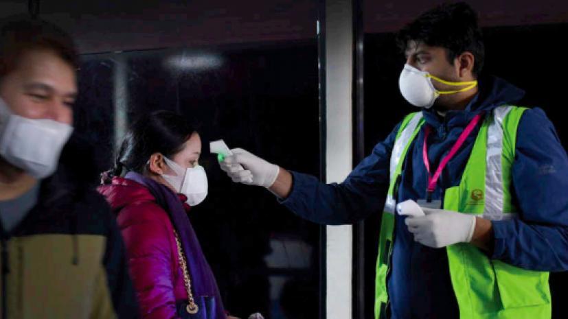 尼泊尔新增482例新冠肺炎确诊病例 累计确诊14046例