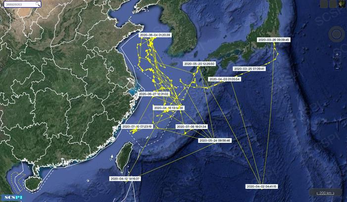 美军机刚走军舰又现身东海 距离中国海岸约153公里