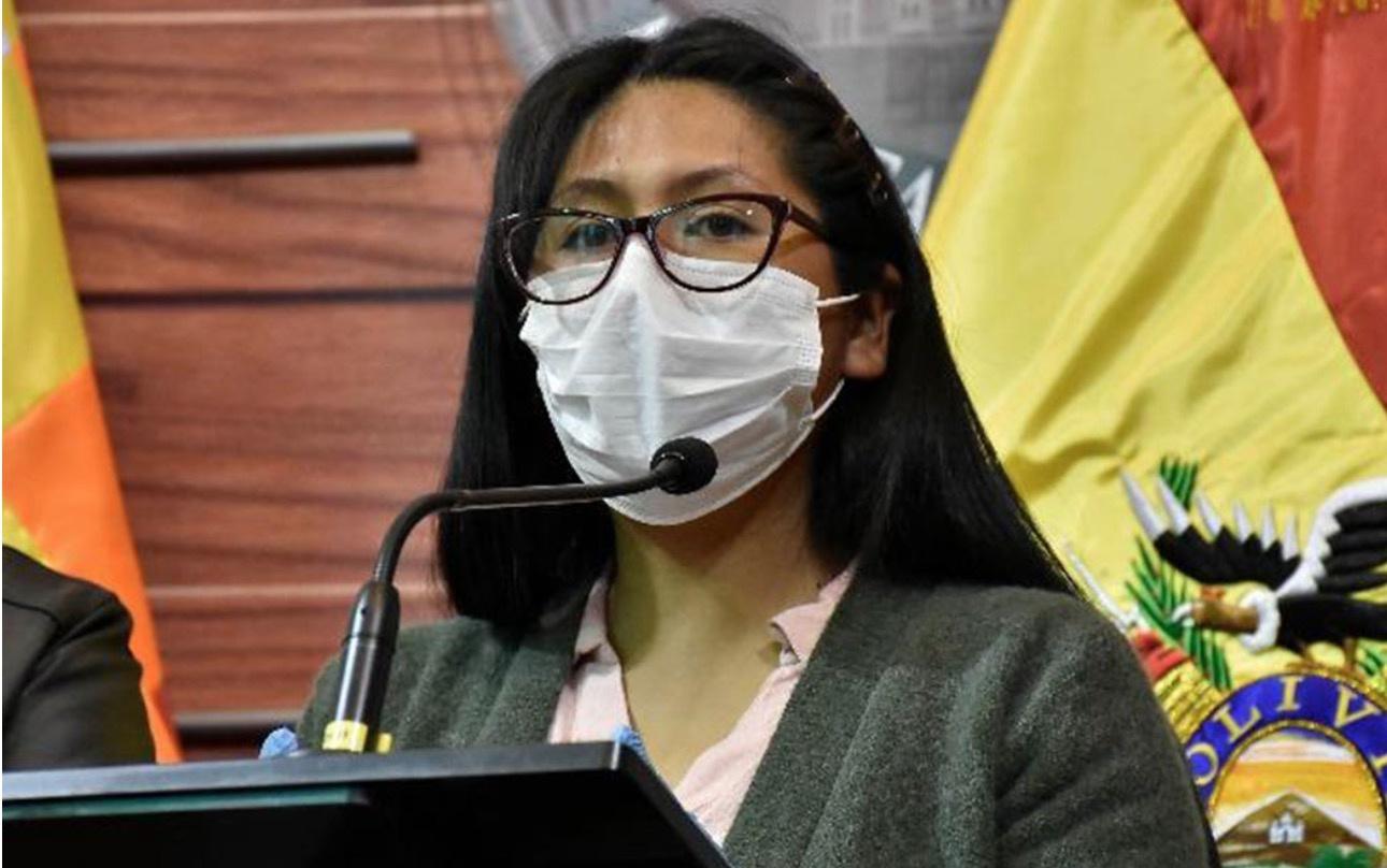 快讯!玻利维亚参议院主席确诊感染