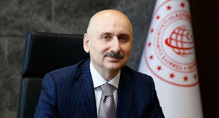 △土耳其交通运输部长(图片来自网络)