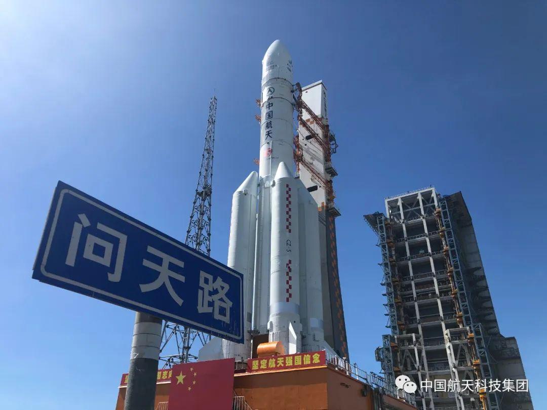 杏悅,中國首次火星探測任務即將杏悅擇機實施圖片