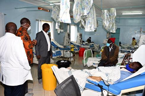 肯尼亚新增688例新冠肺炎确诊病例 累计确诊12750例