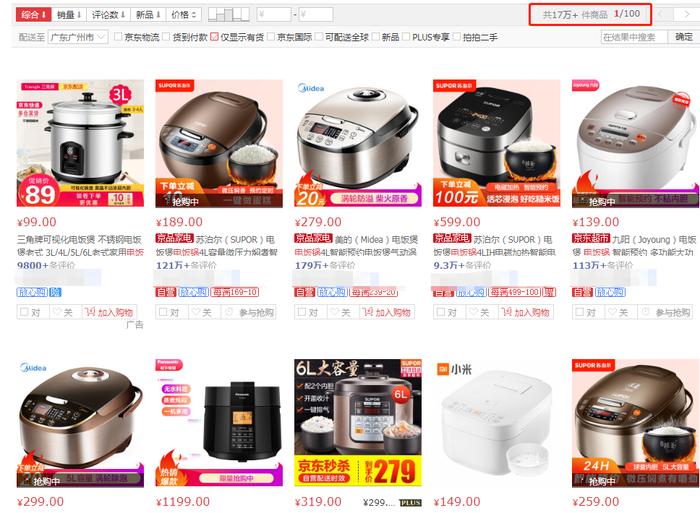 电饭锅应该怎么选,几百和几千元的电饭锅有什么区别呢?