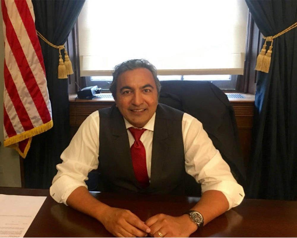印度裔美国国会议员阿米·贝拉(Ami Bera)