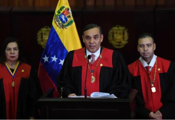 美国悬赏500万美元逮捕委内瑞拉首席法官