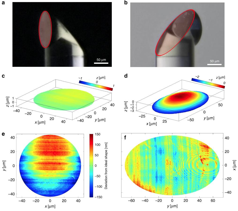 世界上最小的血管内窥镜被国际顶级光学期刊选为封面文章