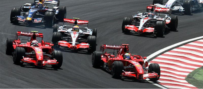 △往年F1巴西大奖赛