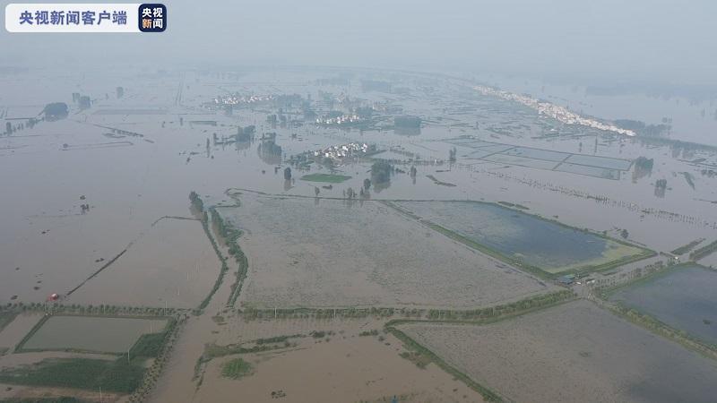安徽防指發緊急通知:及時分蓄巢湖洪水 確保大堤安全