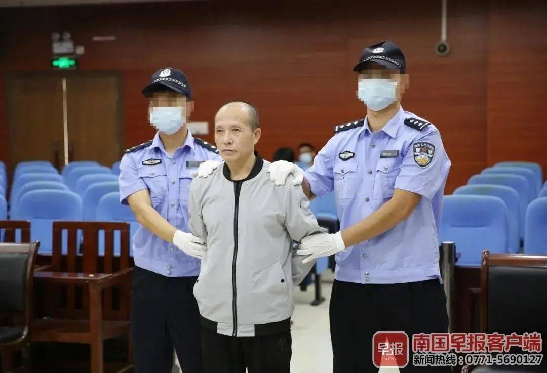 入户抢劫姐夫后又杀人抛尸,广西一男子被执行死刑