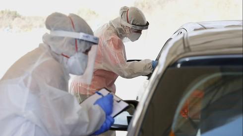 以色列新增新冠肺炎确诊病例192例 累计61956例