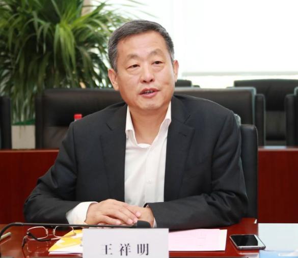中央决定:王祥明任华润集团董事长