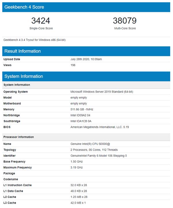 Intel 10nm终于挺直腰杆:56核心秒掉AMD 64核心的照片 - 4