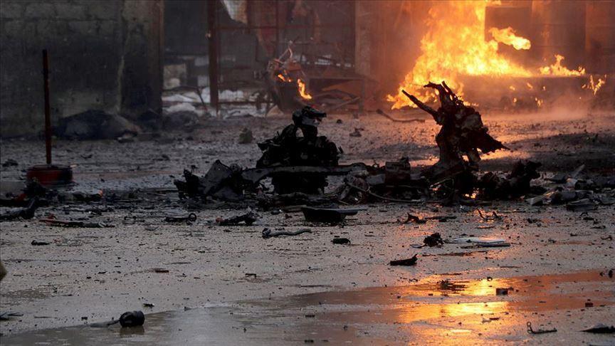 叙东北部发生爆炸致平民死亡或是库尔德武装所为-启荣信息网