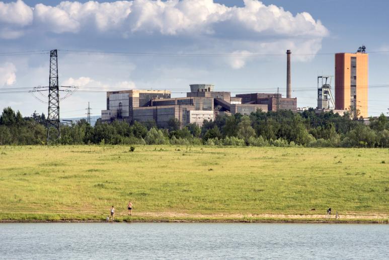 △ČSM煤矿资料图 来自OKD矿业公司官网