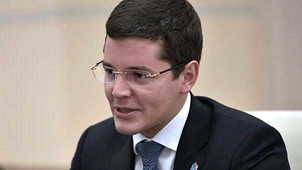 俄罗斯亚马尔-涅涅茨自治区行政长官感染新冠病毒