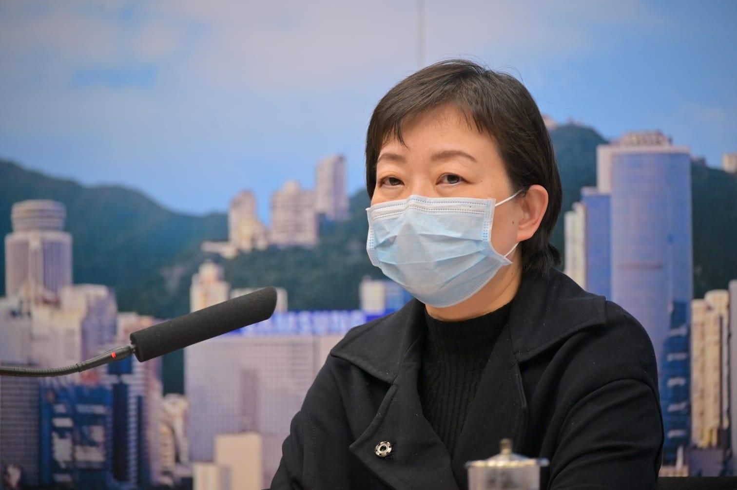 香港新增10例新冠肺炎確診病例 2例本地病例中1人感染源未明圖片