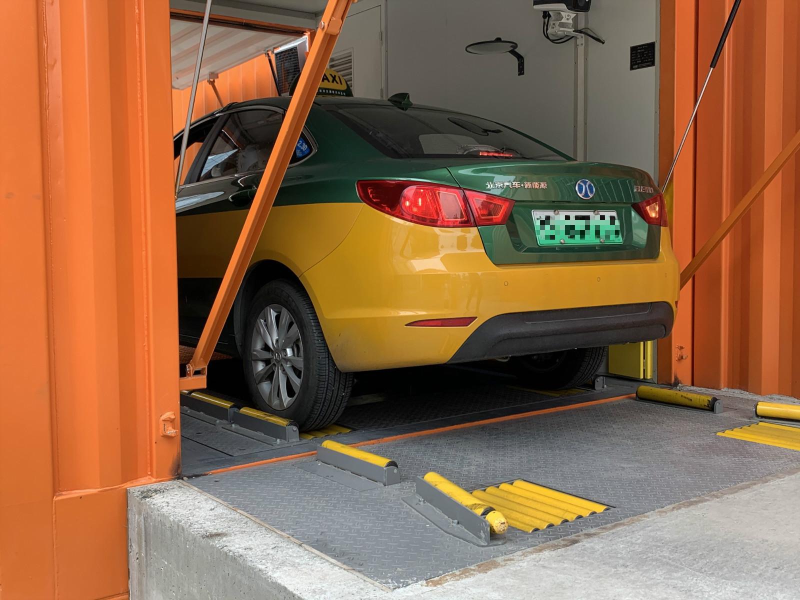 实探北京出租车换电市场:价格成普及最大阻碍,推广仍需时日