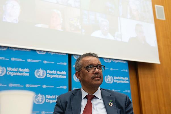谭德塞:新冠肺炎是百年一遇的健康危机 影响将持续几十年