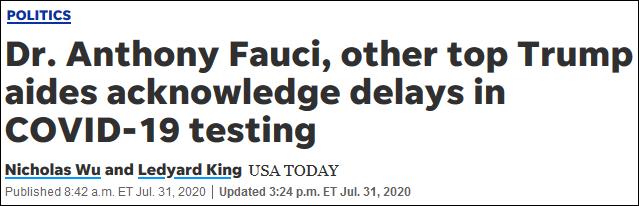 《今日美国》报道截图