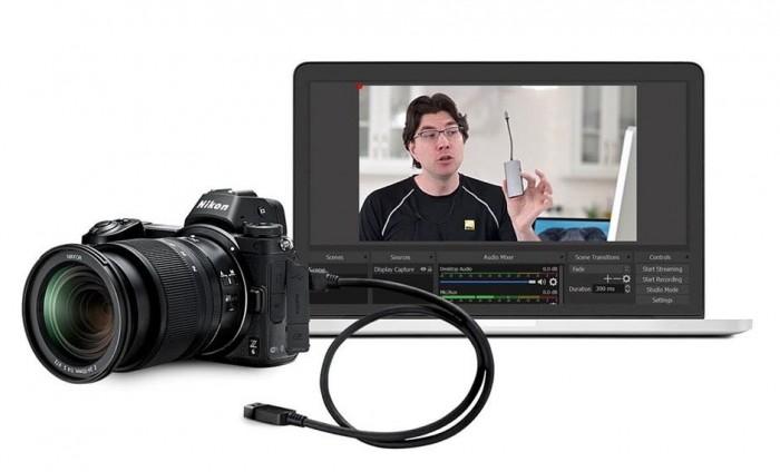 尼康推Webcam Utility:可将相机当作网络摄像头使用