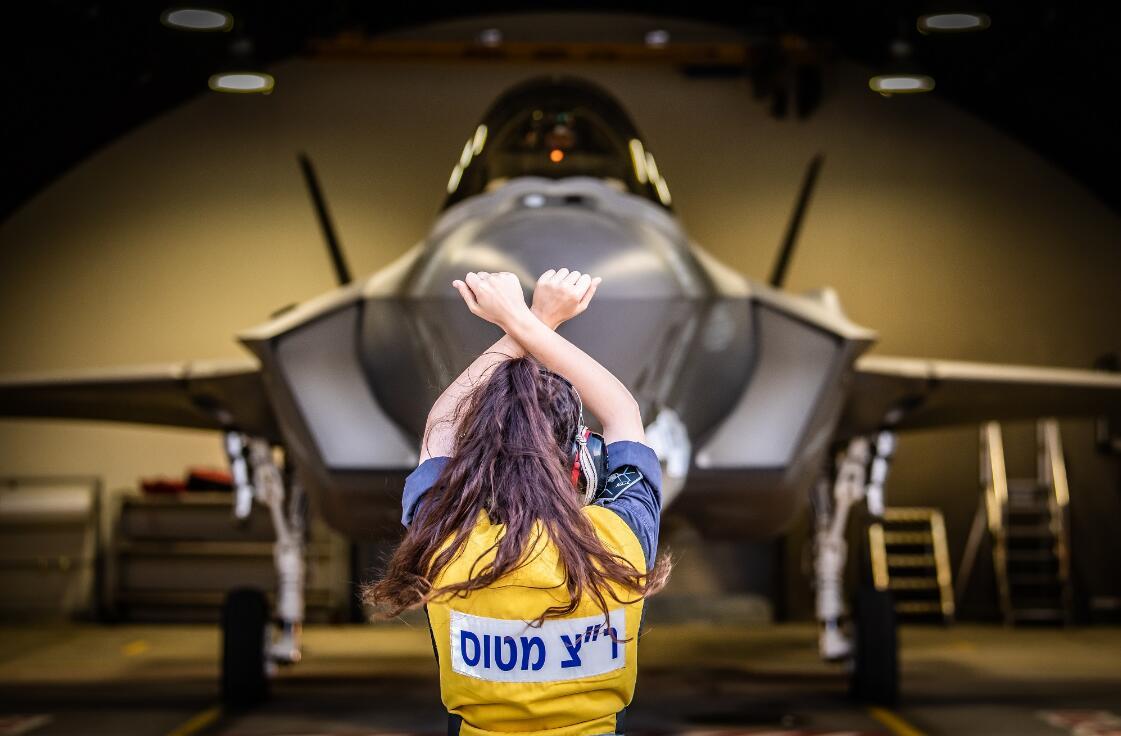 以色列第二支F-35战斗机中队形成战