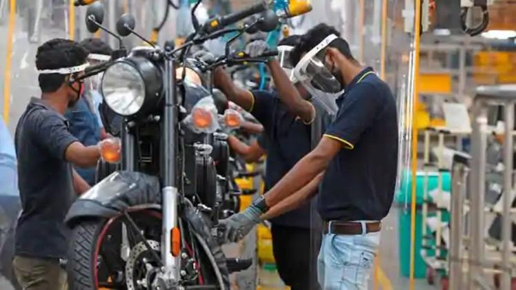 印度6月份工业生产指数同比萎缩16.6%