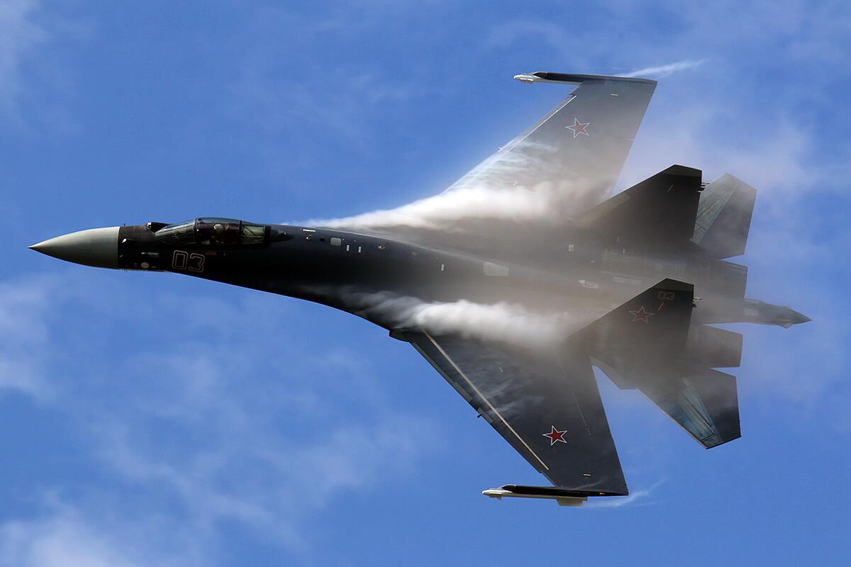 俄军计划再增购一批苏35战斗机 合同总额近10亿美元