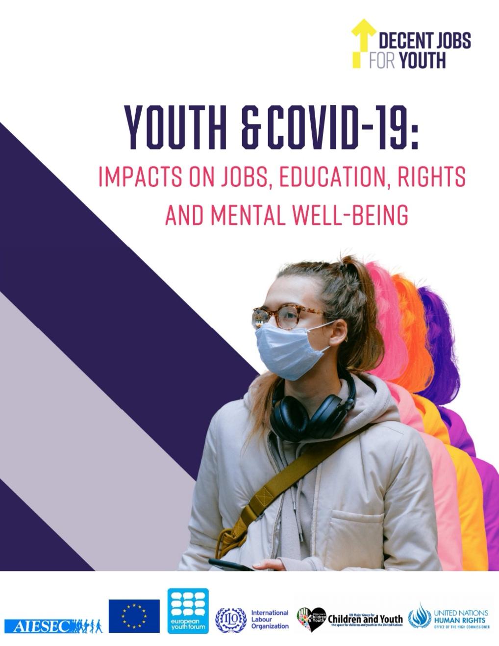 多機構聯合報告顯示:新冠肺炎疫情對70%以上年輕人的教育產生影響