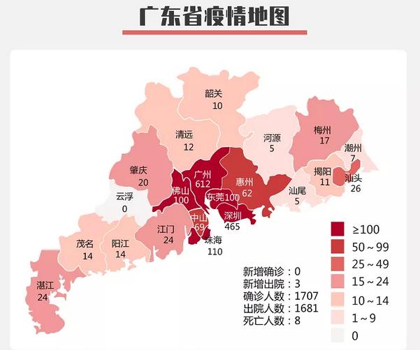 出现本土确诊病例后,广东省委书记
