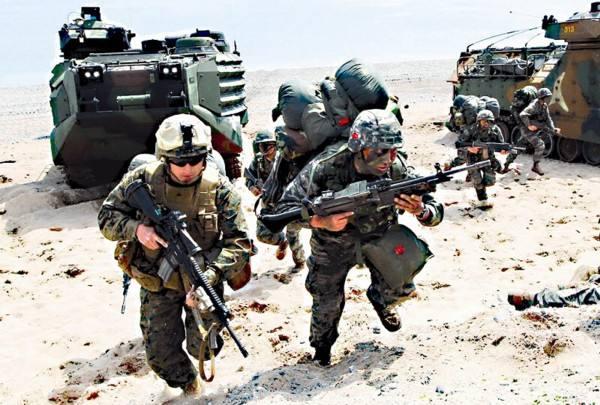 美韩将开展联合军演 韩作战指挥权移交计划或被拖延