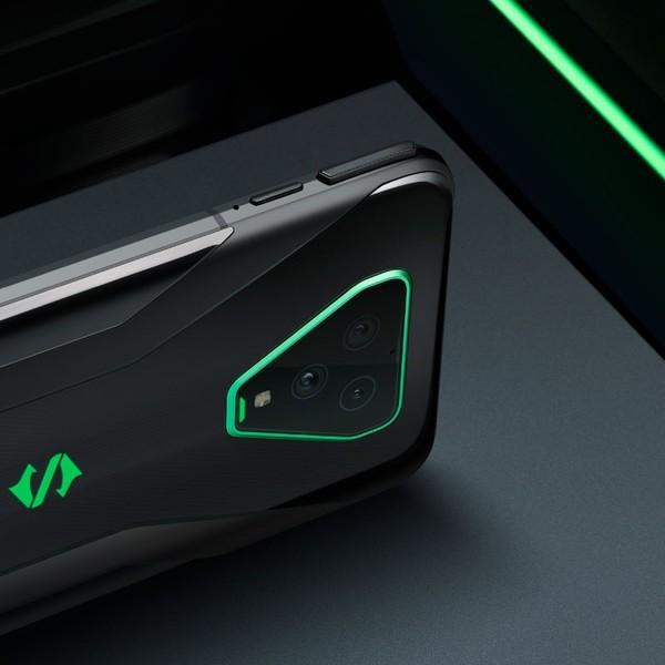 骁龙865配机械升降按键 官方:黑鲨3 Pro已成绝版