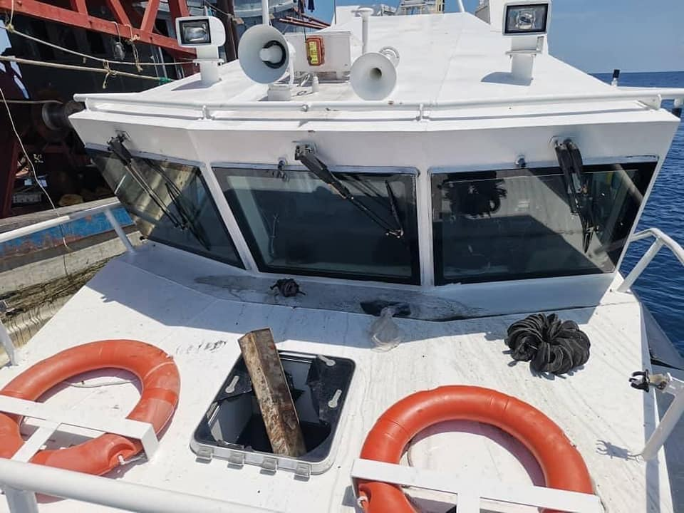 马来西亚盘查越南渔船时发生冲突 击毙1名越南渔民