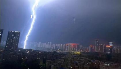 辽宁频发暴雨预警 11座水库超汛限