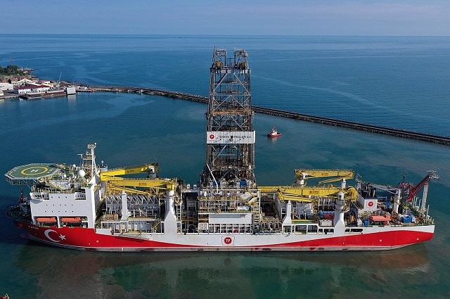 彭博社称土耳其或在黑海发现新天然气田