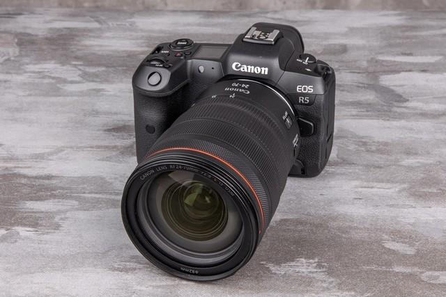 8档防抖+20fps连拍 佳能EOS R5相机性能如何