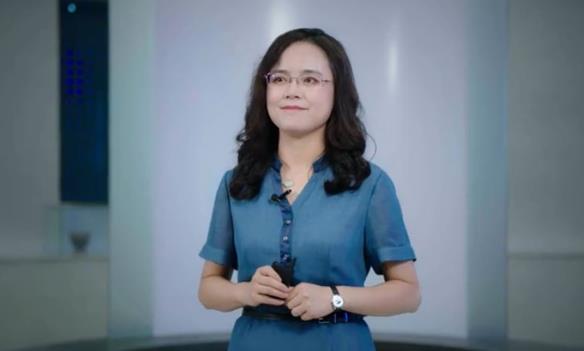 图:百度集团副总裁 吴甜
