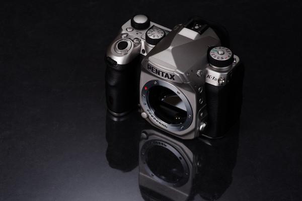 宾得K-1 Mark II全画幅单反银色款上市!限量1000台