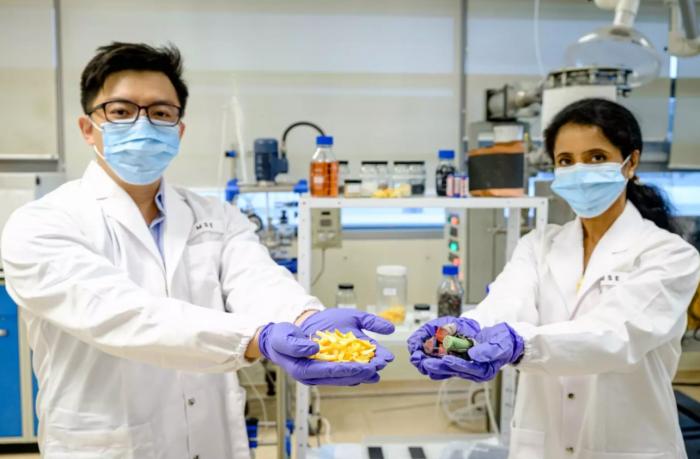 科学家将橙皮用于从废旧电池中提取有价值金属制造新电池