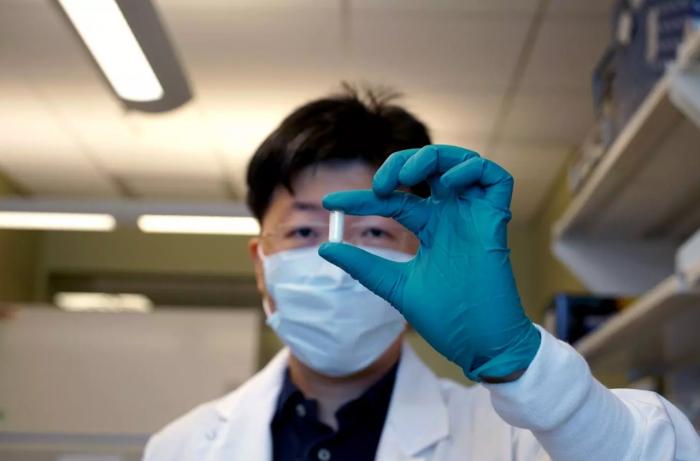 MIT工程师开发一种临时薄膜可输送药物或助消化或有助于治疗糖尿病、感染等病症