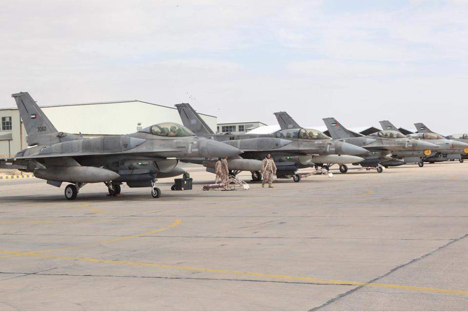 阿联酋将派战斗机前往希腊支持其对抗土耳其