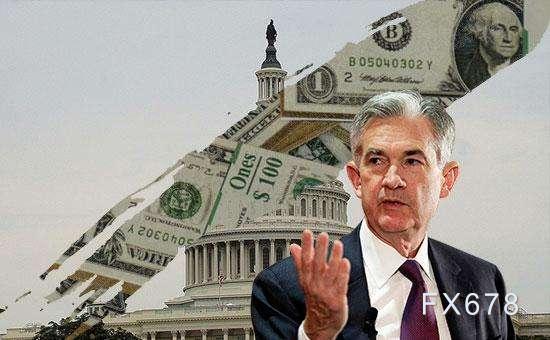 鲍威尔将就货币政策框架评估发言!-外汇交易员 英文